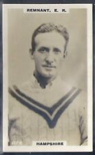 PHILLIPS-CRICKET ERS BROWN BACK F192-#111c- HAMPSHIRE - REMNANT