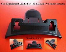 Nice Replacement Cradle Mount For The Valentine,Valentine One, V1 Radar Detector