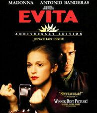 Evita 15th Anniversary Edition With Madonna Blu-ray Region 1 786936823530
