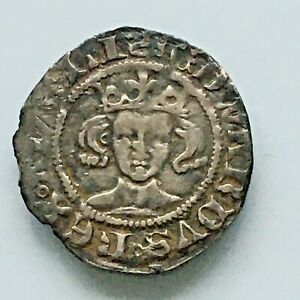 Edward III Penny Pre treaty London mint,Very high grade, Poss close to as struck