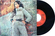 GIGLIOLA CINQUETTI El Domingo al Ir a Misa Spain Single 1972