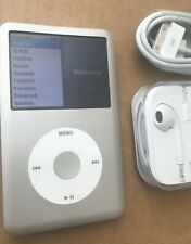 New Other Apple Classic Ipod 80Gb 6th Gen Silver A1238 Nice Gift Same Day Post