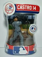 "Starlin Castro New York Yankees Imports Dragon MLB Baseball Action Figure 6"""