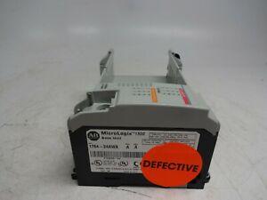 Allen Bradley, Micrologix 1500, Base Unit 1764-24AWA A Series A Rev A Parts Only