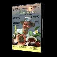 All In This Tea (2007) Documentary Les Blank Gina Leibrecht NEW region 1 DVD
