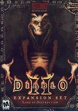 Diablo II Expansion Set: Lord of Destruction Small Box (Windows/Mac, 2002)