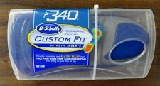 100% AUTHENTIC DR. SCHOLLS CUSTOM FIT CF340 ORTHOTIC INSERTS SHOE INSOLES New