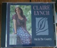 Claire Lynch - Out In The Country  - Rare CD