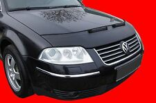 CAR HOOD BONNET BRA fit Volkswagen Passat 3BG 2001-2004  NOSE FRONT END MASK