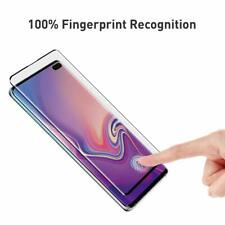 Tempered Glass 3D Screen Protector For Galaxy S10 Plus Oleo Phobic Coating 2Pack