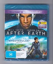 After Earth Blu-ray - Brand New & Sealed