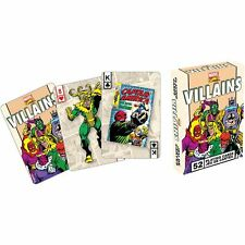 Marvel Villains Retro Playing Cards Deck