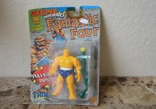 The Thing Fantastic Four Action Figure Marvel Super Heroes Toy Biz 1992 Cosmic