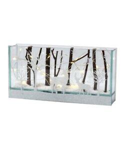 Large Deer Lightbox - LED glass lightbox GE1004