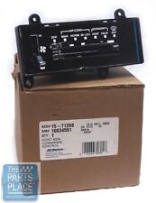 87-91 Chevrolet / GMC Air Conditioning / Heater Control GM 16034591 & 15-71268