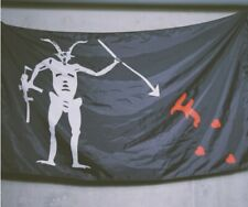 Forward Observations Group - 3' x 5' Blackbeard Flag