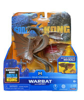 "Monsterverse Godzilla vs Kong Warbat with Ospray 6"" INCH PLAYMATES IN HAND!"