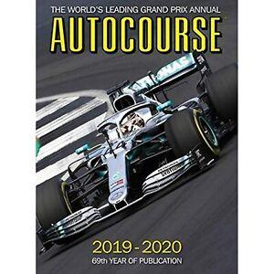 Autocourse 2019-2020: The World's Leading Grand Prix Annual-69th Year of