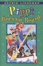 Pippi Goes On Board (Turtleback School & Library B