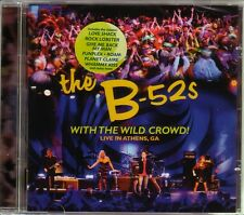 CD (NEU!) . B 52´s - With the Wild Crowd Live (Love Shack Rock Lobster 52s mkmbh