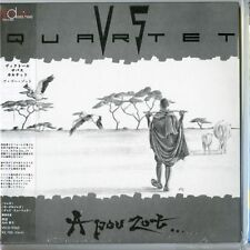 VICTOR SABAS QUARTET-A POU ZOT.-JAPAN MINI LP CD F83