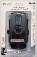 Trident Kraken  case for Samsung Galaxy Nexus - Blue