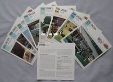 Lincoln Collectors Classic Car Cards