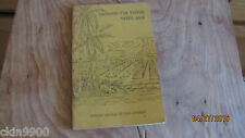 1970 Junior League of Los Angeles Calif. Around the Town w/ease guide booklet