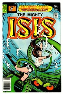 """ISIS #4 (NM) """"Treasure of Lost Lake!"""" Based on the TV Show! High Grade! DC 1977"""
