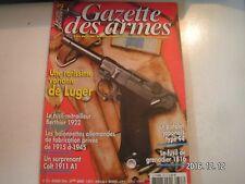 **b Gazettes des armes n°373 Fusil de grenadier modèle 1816 / pistolet type 94