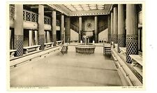 Cunard White Star Ocean Liner-SWIMMING POOL RMS BERENGARIA- Postcard Ship/R.M.S.