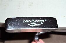 New listing Titleist Dead Center RH Putter SP-203