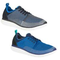 NEW Mens Hush Puppies Lightweight Luton Speed Casual Shoes - Choose Size & Color