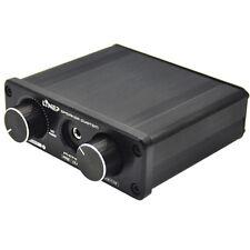 4 entrées jack à 2 sorties rca + 3.5 jack audio ampli amplificateur + sélecteur