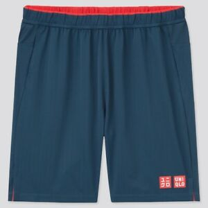Uniqlo Official Size Medium Roger Federer Tennis Shorts BNWT French Open 2021