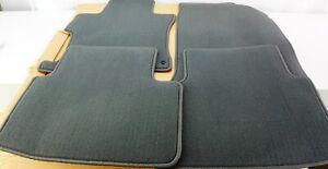 Genuine OEM Honda Accord Floor Mat Set of 4 Dark Atlas Gray 83600TA5A01ZB