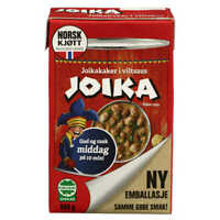 Joika Norwegian Meatballs Reindeer Meat Canned Food Quick Easy To Prepare 500g