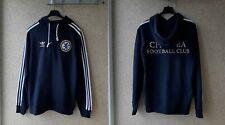 Chelea Football Club Jacket S Adidas 2011/2012 Navy Blue England London