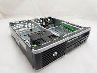 hp compaq elite 8300 ultra slim desktop Leer Gehäuse + CPU Lüfter