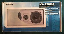 NXG Technology NX-520CLR Center L/R In Wall-Mount Speaker System Home RV Camper