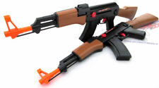 2X Toy Machine Guns Military Soldier AK-47 Toy Rifles Toy Gun Set