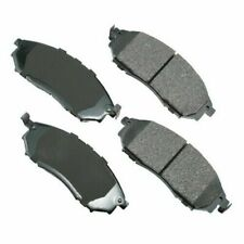 Akebono ACT888 Front Ceramic Brake Pads