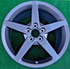 NEW Genuine GM OEM Factory Chevrolet Corvette QX1 Gray Front Wheel 5000 9596948
