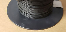 BLACK 22AWG WIRE (25FT)