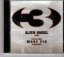 (FM145) Alien Angel, Three - 2006 DJ CD