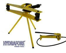 "Hydraulic Pipe Tube Bender with Separable Hand Pump (1/2"" - 2"") W-2F"