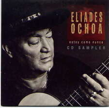 ELIADES OCHOA - rare CD album - Spain - Promo Album