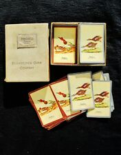 PHILADELPHIA COKE COMPANY, Richmond St. PA Vintage Fuel Mfgr Plant  2 Deck Cards