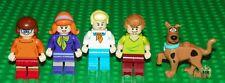 LEGO Scooby-Doo - Mystery Inc. Gang - Fred, Daphne, Velma, Shaggy & Scooby-Doo