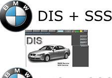 BMW DIS V57 SSS V32 TIS V8 INP./Ediab. Daten 53.3 Software